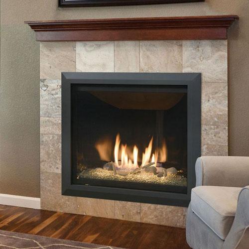 Kozy Heat Bayport Glass Stamford Fireplace