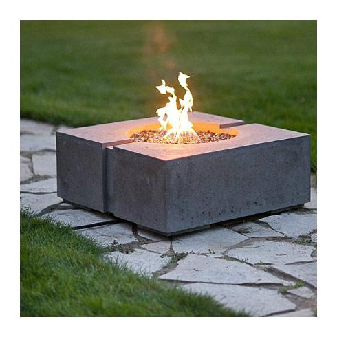 Bravo Fireplace