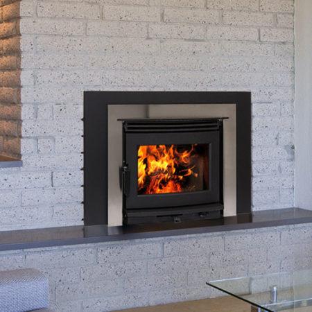 Wood fireplace insert - Pacific Energy NEO 1.6 Insert