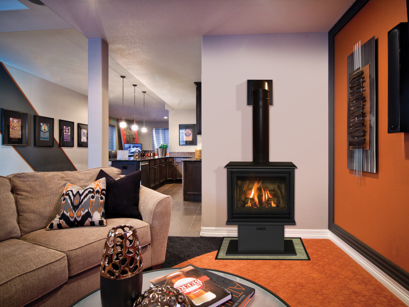 What Does It Cost To Install A Fireplace Or Wood Stove Stamford