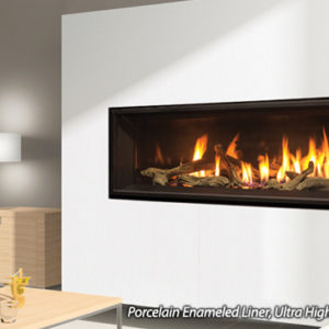 direct vent gas fireplace- enviro C44