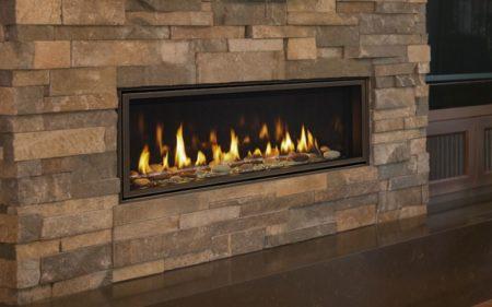 majestic echelon II 48 inch gas fireplace