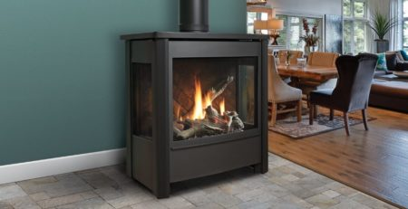 vantage gas fireplace