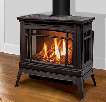 enviro westley gas fireplace