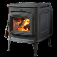 f45 wood fireplace
