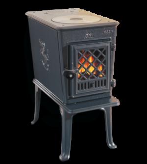 f602 wood fireplace