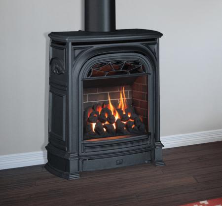 valor portrait president gas fireplace